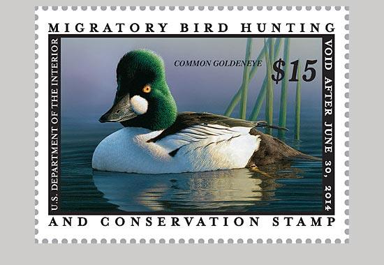 Bird-Stamp